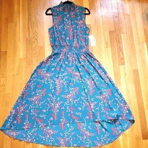 Nanette Lepore High-low Floral Dress